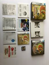 Pokemon: HeartGold Version NDS Nintendo DS Complete In Box Missing Pokewalker