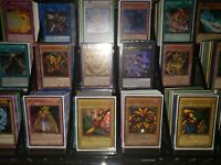 YUGIOH! 50 Card ALL HOLO Foil Collection Lot! Super, Ultra, Secrets! HOLO LOOK!!