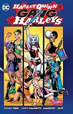 DC COMICS HARLEY QUINN AND HER GANG OF HARLEYS TPB TRADE PAPERBACK PALMIOTTI