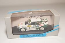 B MINICHAMPS FORD ESCORT RS COSWORTH MONTE CARLO 94 THIRY PREVOT MINT BOXED