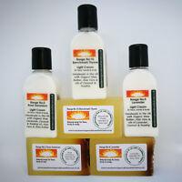 Eczema Psoriasis Itchy Skin Scalp Natural Organic Remedies - Cream Soap Shampoo
