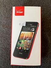 NEW HTC Desire 612 4G LTE Smartphone BLACK RED Verizon