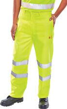 "Fare clic su NUOVA Tesla IGNIFUGO pantaloni lavoro di saldatura saldatori brasatura Pantaloni 32"""