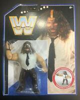 WWF WWE Mankind Hasbro