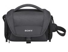 Borse e custodie nero Sony in neoprene per fotocamere e videocamere