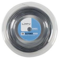 New Luxilon BIG Banger Alu Power Rough 1.25 tennis string,330ft.mini reel,silver