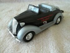 Racing Champions 1937 Chevrolet Convertible Coin Bank, Dale Earnhart #3, 1:25