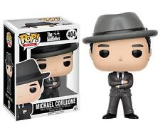 Funko Pop 404 The Godfather Michael Corleone With Hat 9 Cm Case