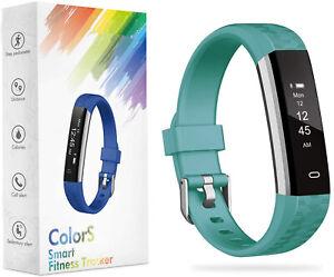 IP67 Waterproof Activity Kids Fitness Tracker Watch with Sleep Monitor,  (Green)