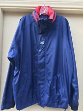 Helly Hansen Full Zip Up Polymide Shell Windbreaker Jacket Size XL Sailing Gear