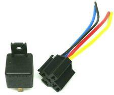 Hella 87499B 12V 40A 4Rd 960 388-46,Srly-2 Relay Socket Eh