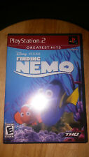 New listing Finding Nemo (Sony PlayStation 2, 2003)