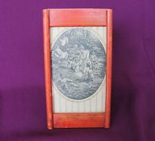 19C. Antique Wooden Photo Picture Frame