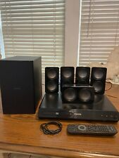 Phillips Immersive Sound Home Theater Hts3531 Speakers/subwoofer/remote