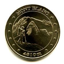 74 CHAMONIX Alpiniste, 2011, Monnaie de Paris