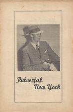 Zwischendr: Pulverfaß New York, Gary Cooper, Sylvia Sidney, Paul Lukas,