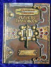 AD&D Players Handbook 3.5 First Printing 2003