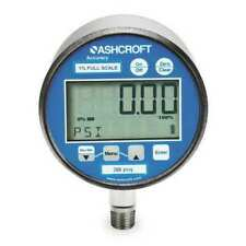Ashcroft 302074Sd02l100bl Gauge,Pressure,Digital
