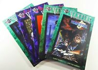 Moonstone VAMPIRE THE MASQUERADE (2003) Lot of 5 HORROR VF to VF/NM Ships FREE!