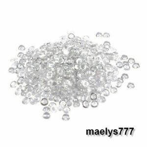 500pcs perle de pluie confettis décoration de table fêtes  mariage baptême