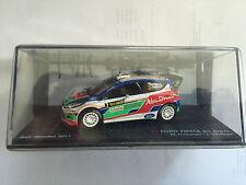 RALLY IXO DIECAST 1//43 Ford Fiesta Rs Wrc-  M RAL002 Sweden 2011 Hirvonen