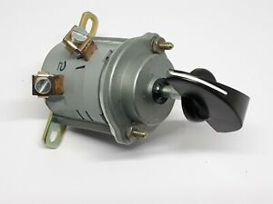 MEM Santon Rotary Switch Disconnector 25A 380VAC 250DC Part# BC225 Base Mounting
