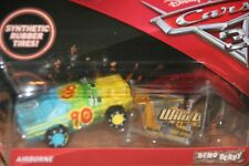 "DISNEY PIXAR CARS 3  ""AIRBORNE""  NEW IN PACKAGE, DEMO DERBY, SCALE  1:55"