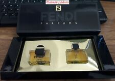 FENDI PARFUMS SET MIGNON EDP SPLASH 5 ml + EDT UOMO SPLASH 5 ml