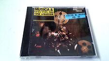 """MUSICA & EFECTOS PARA CINE AMATEUR """"EFECTOS DE SONIDO VOL 10"""" CD 9 TRACKS"""