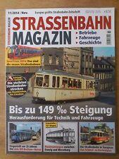 Straßenbahn RIVISTA, 11/2014
