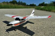 RC 2,4 Ghz. Flugzeug SUPER TRAINER ferngesteuertes Modell Flieger Propeller RTF