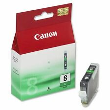 Genuine Canon CLI-8R/ CLI-8G PIXMA Inkjet Cartridge [RED/ GREEN]