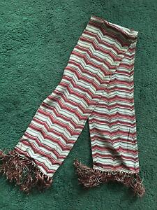 Ultra Rare Dries van noten Silk Tassels scarf