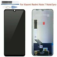 Replace LCD Display Touch Screen Digitizer Assembly For Xiaomi Redmi Note 7/7pro