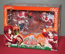 To Heart 2 Tamaki Kousaka & Manaka Komaki Christmas PVC Figure Set Kotobukiya