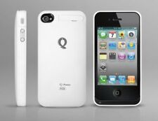 Batteria supplementare cover QYG per iPhone 4 bianca