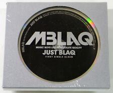 MBLAQ - Just Blaq (1st Single) CD