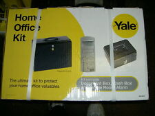 YALE HOME OFFICE KIT FOR ALL ROUND PROTECTION BRAND NEW BOXED