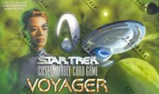 Star Trek CCG VOYAGER Booster Box SEALED!