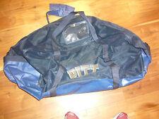 Pitt University Of Pittsburgh Game Used Football Huge Equipment Bag #47 Rare