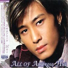 HUI AMBROSE - ALL OF AMBROSE HUI NEW CD