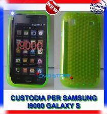 Custodia+Pellicola EXA VERDE per Samsung Galaxy S I9000
