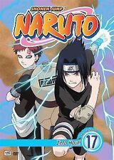Naruto - Vol - 17 - Zero Hour - BRAND NEW - Anime DVD - VIZ 2007 - Dubbed Edited