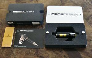 MOMO DESIGN 30th ANNIVERSARY Ltd. Edition ROLLERBALL TITANIUM CARBON FIBER