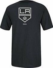 Reebok Los Angeles Kings Jersey Crest Logo T-shirt (black) 69451a2dd