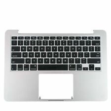 """US New For Macbook Pro Retina 13"""" A1502 2015 Top Case Palmrest With Keyboard"""