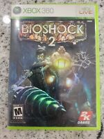 BioShock 2 - Xbox 360 Game FAST SHIPPING