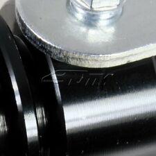 1x Turbo Sound Fake Blowoff BOV Simulator Exhaust Muffler Pipe Whistle Black M