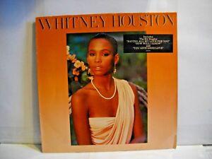 Record Whitney Houston by Whitney Houston Arista Records UK 206 978 1985