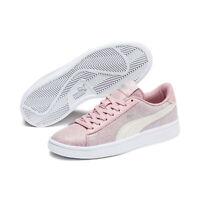 PUMA Smash v2 Glitz Glam Sneakers JR Girls Shoe Kids